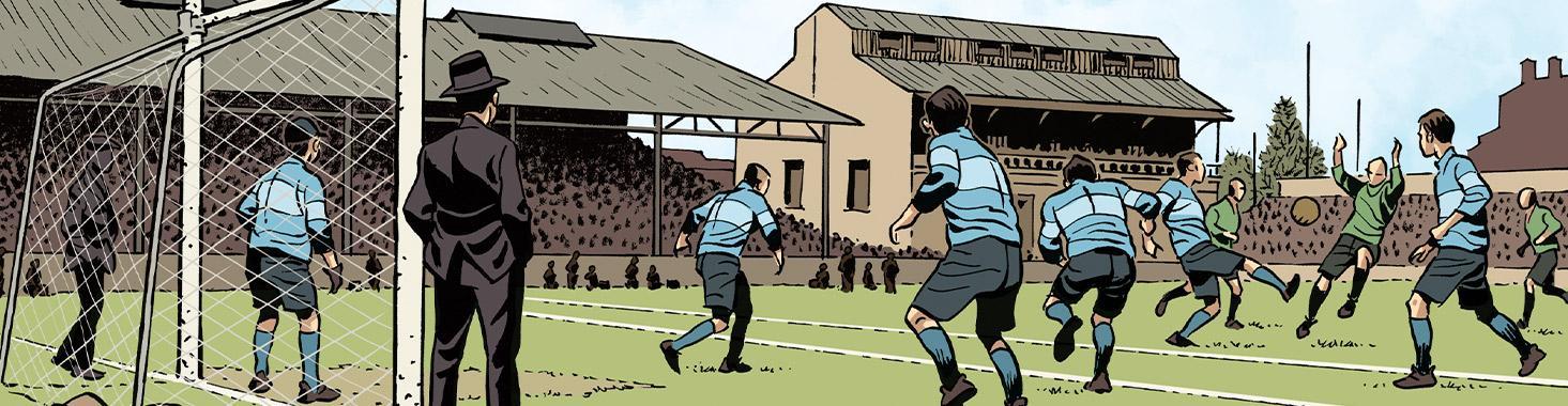 Croke Park, dimanche sanglant à Dublin | Editions Delcourt