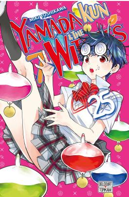 Yamada-kun and the 7 witches T25