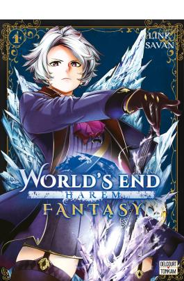 World's end harem Fantasy T04