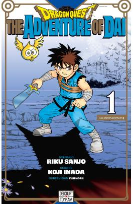 Dragon Quest - The Adventure of Daï T01