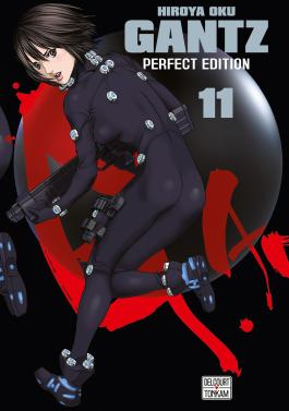 Gantz Perfect T11