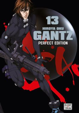 Gantz Perfect T13