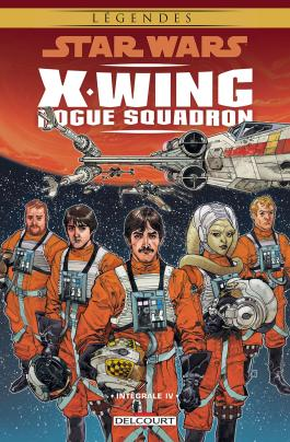 Star Wars - X-Wing Rogue Squadron - Intégrale T04