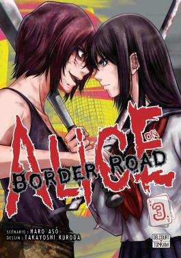 Alice on Border Road T04