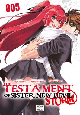 The Testament of sister new devil storm T05