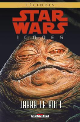 Star Wars - Icones T10 Jabba Le Hutt