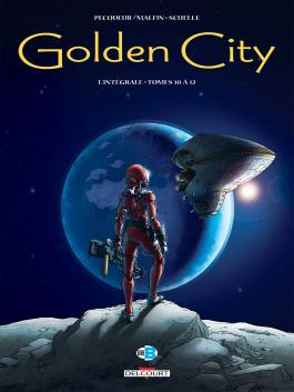 Golden City - Intégrale T10 à T12