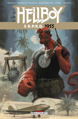 Hellboy and BPRD T04 1955