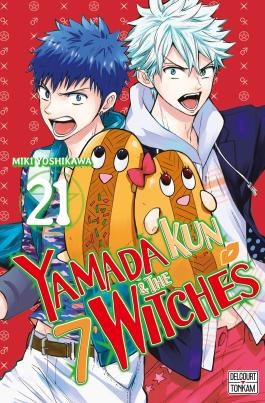 Yamada kun and The 7 witches T21