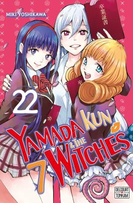 Yamada-kun and the 7 witches T22