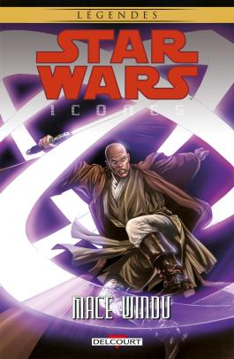 Star Wars - Icones T09 Mace Windu