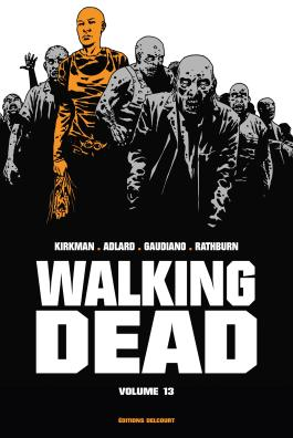 "Walking Dead Prestige"" Volume 13"""