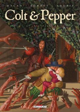 Colt et pepper T02 Et in Arcadia ego