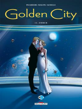 Golden City T13 - Amber Amber