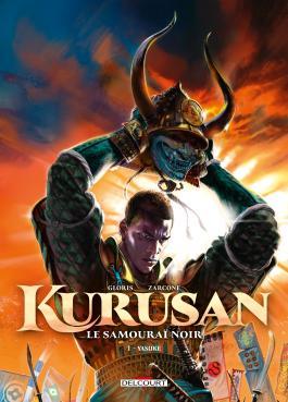Kurusan, le samouraï noir T01 Yasuke