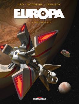 Europa T01 La Lune de glace