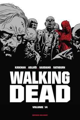 "Walking Dead Prestige"" Volume 14"""