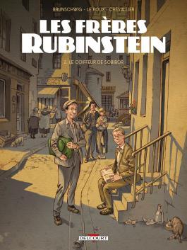 Frères Rubinstein T02 - Le Coiffeur de Sobibor Le Coiffeur de Sobibor