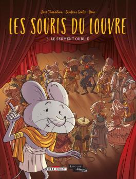 Les Souris du Louvre T03 Le Serment oublié