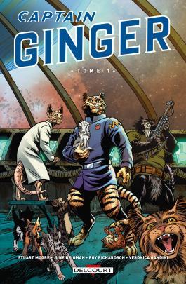 Captain Ginger T01