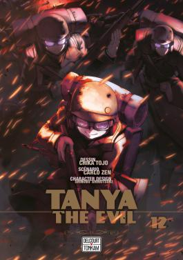 Tanya the Evil T12