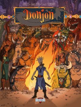 Sfar, Trondheim et leur Donjon - Page 2 9782413037668-001-X