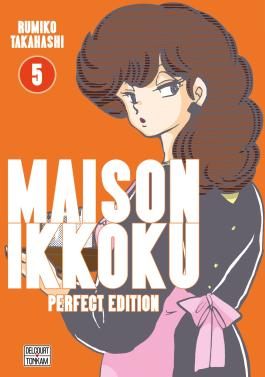 Maison Ikkoku - Perfect Edition T05