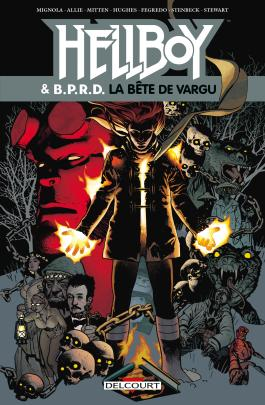 Hellboy and BPRD T06 La Bête de Vargu