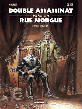 Double Assassinat dans la rue Morgue, d'Edgar Allan Poe