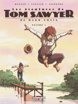 Les Aventures de Tom Sawyer, de Mark Twain T01