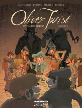 Oliver Twist, de Charles Dickens T02