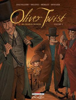 Oliver Twist, de Charles Dickens T03