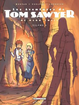 Les Aventures de Tom Sawyer, de Mark Twain T03