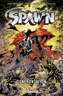 Spawn T09 - Confrontation Confrontation