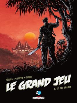 Le Grand Jeu T05 Le Roi dragon