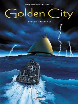 Golden City - Intégrale T07 à T09