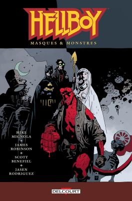 Hellboy T14 Masques et monstres