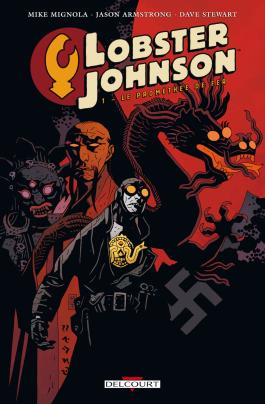 Lobster Johnson T01 Le Prométhée de fer