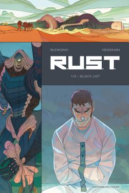 RUST T01 - Black List Black List