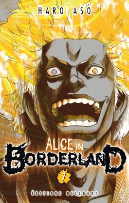 Alice in Borderland T07
