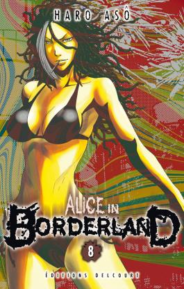 Alice in Borderland T08
