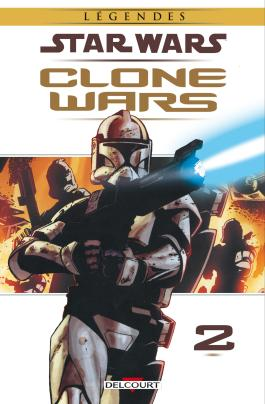 Star Wars - Clone Wars T02 NED
