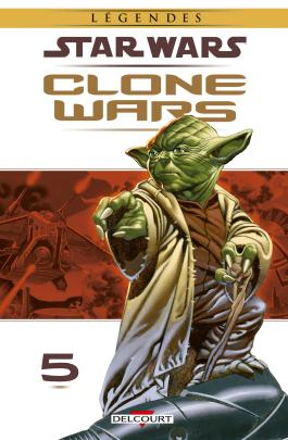 Star Wars - Clone Wars T05 NED