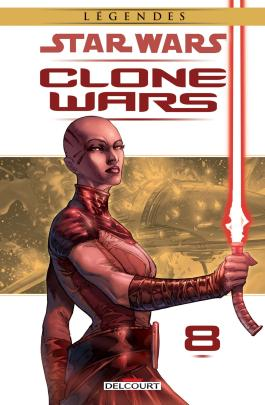 Star Wars - Clone Wars T08 NED