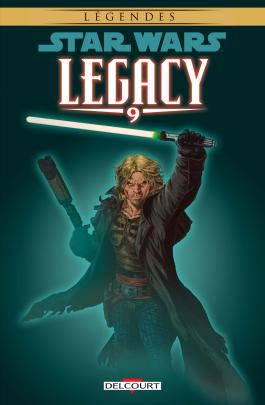Star Wars - Legacy T09 NED