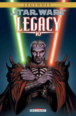 Star Wars - Legacy T10 NED