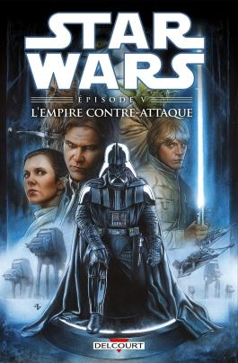 Star Wars - Épisode V L'Empire contre-attaque (Jeunesse)