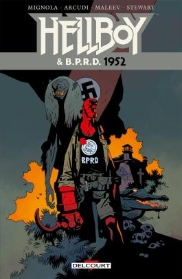 Hellboy and BPRD T01 1952