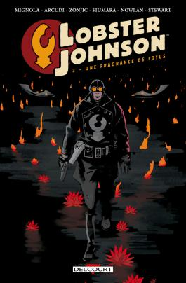 Lobster Johnson T03 - Une fragrance de lotus Une fragrance de lotus