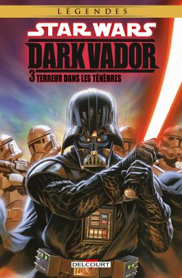 Star Wars - Dark Vador T03